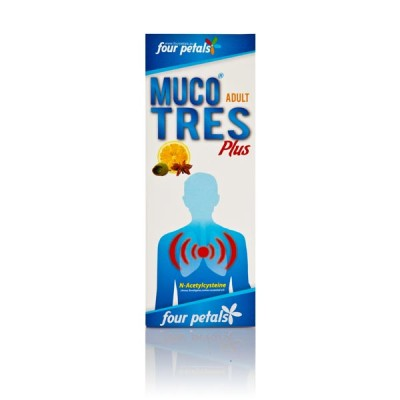 MucoTres Adult Plus